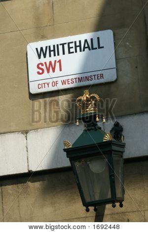 Signo de Whitehall Street
