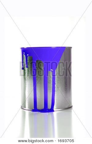 Paint Bucket Blue