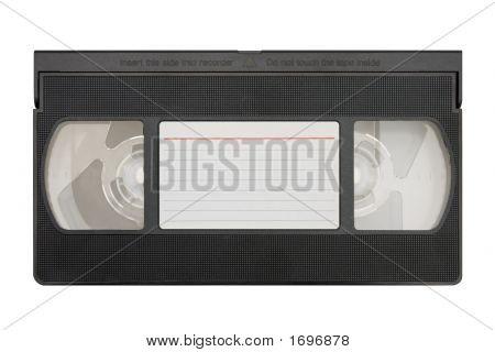 Blank Video Cassette