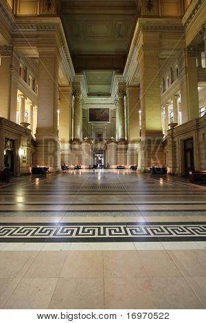 Bruxelas - Palácio da Justiça