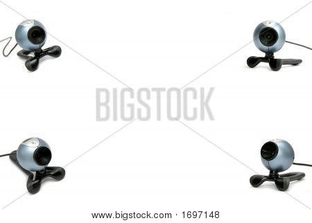 Four Digital Webcam