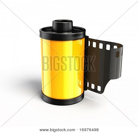 Photo spool for film