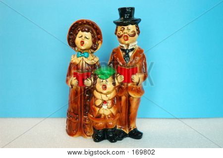 Christmas Carolers 2