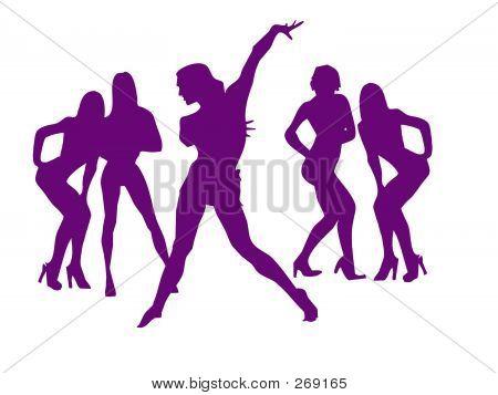 Dance Of Sexy Girls