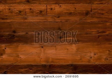 Grungy Wooden Textured Background