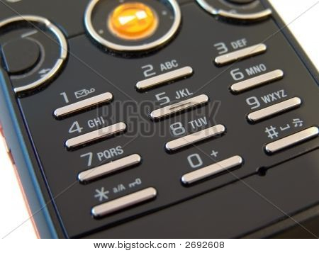 Mobile Phone Buttons