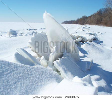 Icy Beach