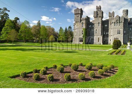 Ashford castle and gardens - Co. Mayo - Ireland