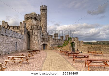 Blackrock Castle and observarory in Cork - Ireland