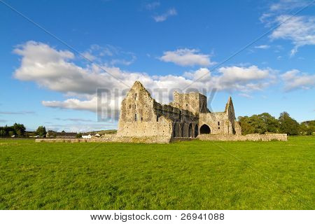 Hore Abbey near the Rock of Cashel, Co. Tipperary, Ireland