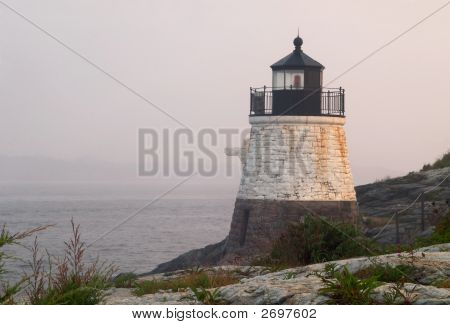 Castle Hill Lighthouse Rhode Island
