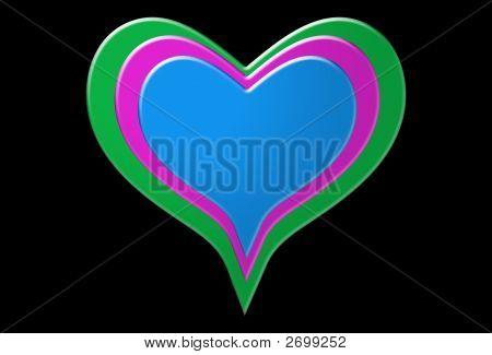 Lots Of Love Hearts 51