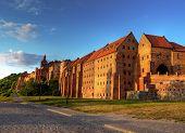 Постер, плакат: Польские замок