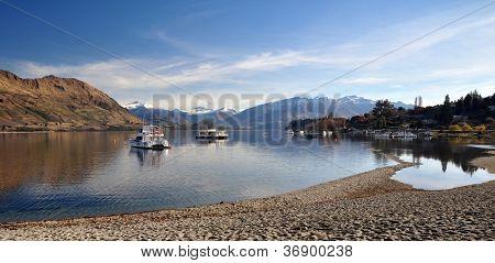 Lake Wanaka Boats, Otago New Zealand