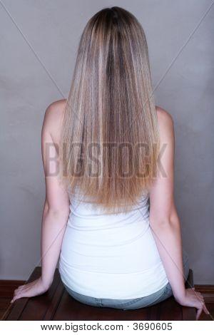 Blond Long Hair
