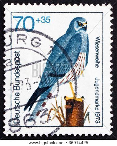 Postage stamp Germany 1973 Montagu