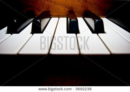 Middle C On Piano Keyboard