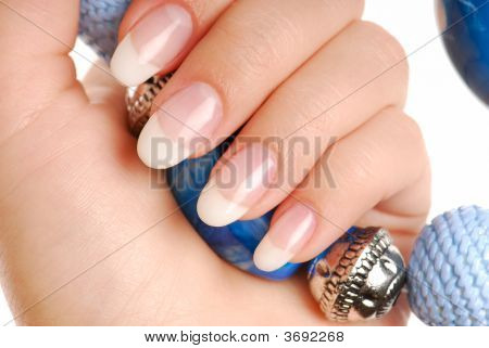 Beauty And Luxury Of Nails