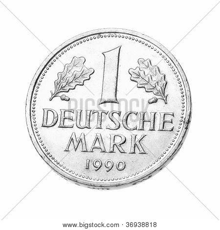 eine deutsche mark