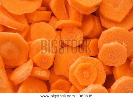 Carrots Texture