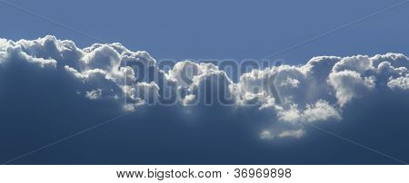 Cloud In The Sky