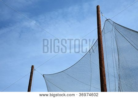 Suspended Nets