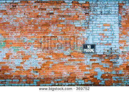Distressed Brick Wall 7