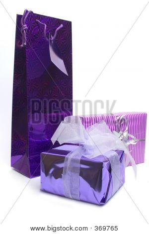 Purple Parcels