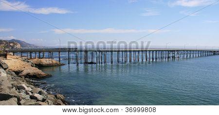 San Luis Pier