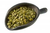 Scoop Of Pepita - Roasted Pumpkin Seeds
