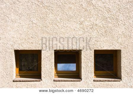 Squared Windows