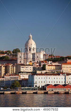 Lisbon and National Pantheon