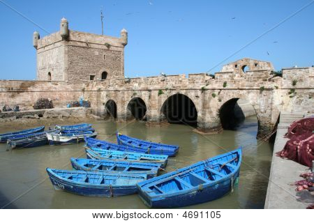 Old Habour Of Essaouira