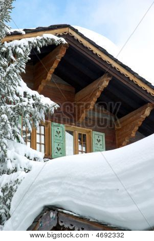 Luxurious Chalet Detail