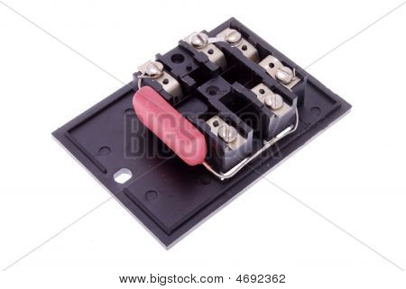 Open Telephone Socket