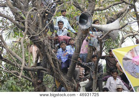 Trinamool Congress Rally.