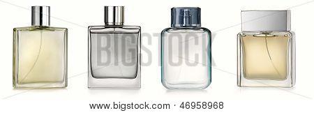Botellas de Perfume genérico