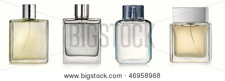 Generic Perfume Bottles