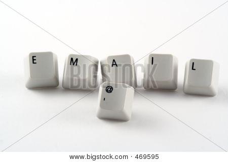 E-mail sleutels