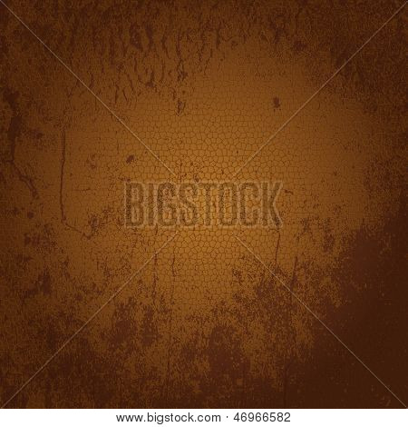 Vector Leather Background