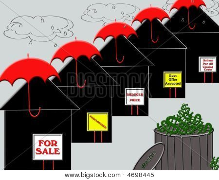 Stormy Weather For Real Estate Market