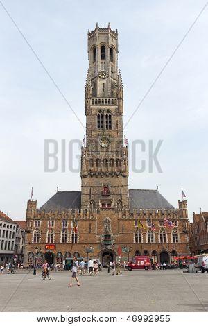 Belfort Of Bruges
