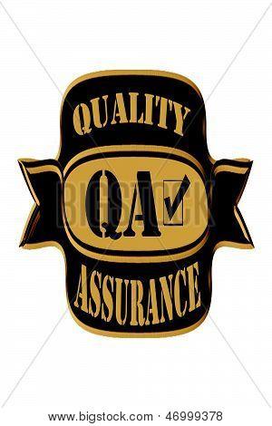 QS für Qualitätsprüfung