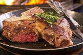 pic of t-bone steak  - t - JPG
