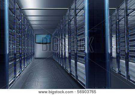 Datacenter Alley