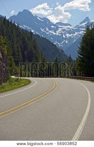 Cascade Range Road