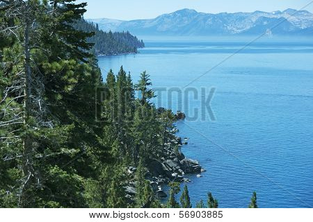 Tahoe Summer Panorama
