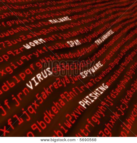 Distorted Red Field Of Cyber Attack Methods