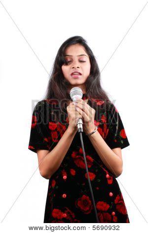 Singing A Prayer