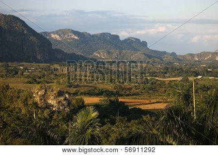 Vinales Valley In Cuba